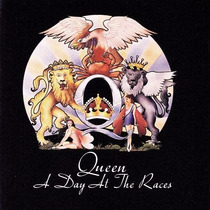 A Day At The Races / Queen / 2 Discos Cd Con 16 Canciones