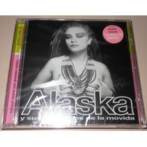 Alaska Cd Y Sus Canciones De La Movida Dinarama Fangoria