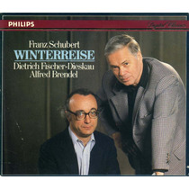 Schubert - Winterreise Cd Clasica Piano Op4
