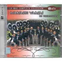 Cd La Mas Completa Mariachi Vargas