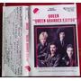 Queen Grandes Exitos Cassette Raro Mexicano 1991 Fn4