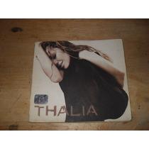 Thalia Amor A La Mexicana + Entrevista Cd Sencillo Promo