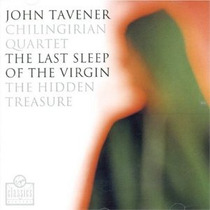 John Tavener - Last Sleep Of Virgin Treasure Cd Clasica Op4