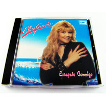 Elsa Garcia Escapate Conmigo Cd Imp. Canada Tex Mex Emi1994