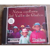 Niños Cantores Del Valle De Chalco Concierto De Navidad Cd
