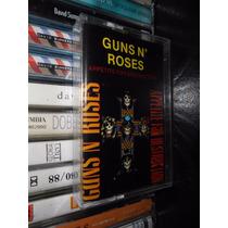 Guns N´ Roses Casette Appetite For Destruction Nuevo
