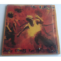 Ini Kamoze Here Comes The Hotstepper Mixes Cd Promo Card