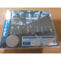 Super Junior Blue World Cd Original Entrega Inmediata