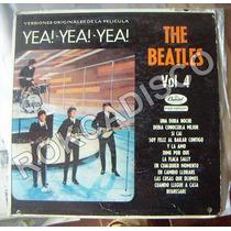 Rock Inter, The Beatles, Vol. 4, Yea! Yea! Yea!, Lp 12´,