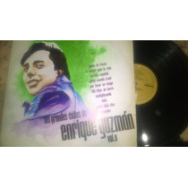 Enrique Guzman Lp Los Grandes Éxitos Vol. 2