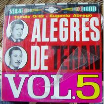 Bolero, Los Alegres De Teran, Vol.5, Lp 12´, Idd.
