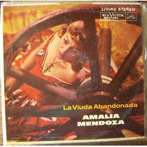 Bolero, Amalia Mendoza, La Viuda Abandonada, Lp 12´, Bfn.