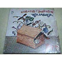 Disco Lp Pepe - Cuentos Y Sueños De Teja La Coneja -