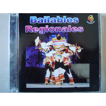Bailables Regionales Cd