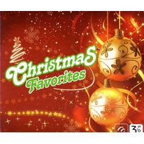 Canciones De Navidad Cd Triple(chirstmas Favorites) 2008