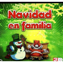 Canciones De Navidad Cd Triple Navidad En Familia 2008