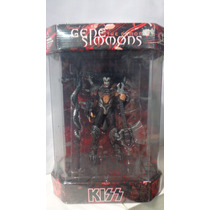 Kiss The Demon Gene Simmons Caja De Acrilico