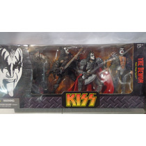 Kiss Demon (alive, Love Gun Y Creatures Of The Night)