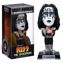 Kiss, Grupo De Rock Demon, Space, Cat, Star, De Funko