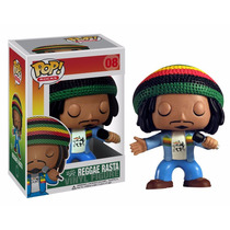 The Beatles Reggae Rasta Bob Marley , Funko Pop Rock