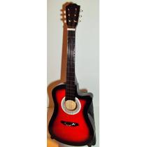 Guitarras Mini Coleccionables Exhibicion Replica Madera