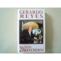 Gerardo Reyes Casette 20 Exitos Rancheros