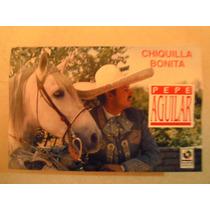 Pepe Aguilar Casette Chuiquilla Bonita