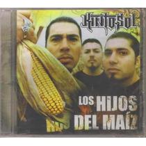 Kinto Sol - Los Hijos Del Maiz - Hip Hop Rap Chicano Cd Rock