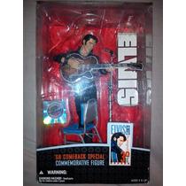 Elvis Presley Figura 68 Comeback Edicion Especial