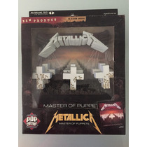 Metallica Cover 3d Master Of Puppets