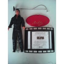 Elvis Presley Figura De 12 Pulgadas De Colección