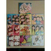 1 Album Y 9 Sencillos Varias Cantates Japonesas Importado