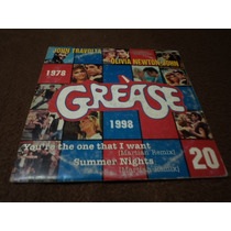 John Travolta - Olivia Newton John - Cd Single - Grease Dmm