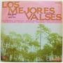 Los Mejores Valses Hans Meyer Y Su Orquesta 1 Disco Lp Vinil
