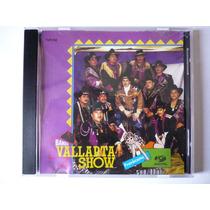 Banda Vallarta Show Provócame Cd 1993 Rarisimo Vv4