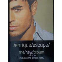 Poster (47 X 71 Cm) Enrique Iglesias Escape
