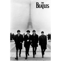 El Cartel De Los Beatles - En París Maxi 61x 91.5cm Music F