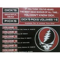 Poster (56 X 43 Cm) Grateful Dead Dick