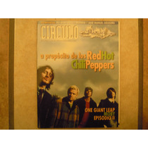 Red Hot Chili Peppers Revista Circulo Mixup