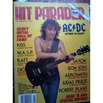Hit Parader - Ac/dc
