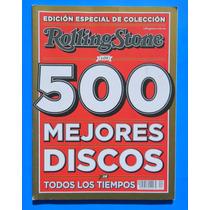 Revista Rolling Stone Los 500 Mejores Discos Edicion Especia