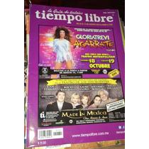 Gloria Trevi, Revista Tiempo Libre Magazine Rocio Banquells