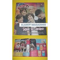 One Direction Revista Gente Chiquitita 2012