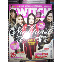 Switch #106 Revista Incluye Reportaje Sobre Nightwish