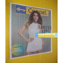 Jennifer Lopez Catalogo Tipo Revista Coppel 2015 Periodico