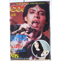 Revista Conecte, Rolling Stones, Yes, Dave Edmunds Css