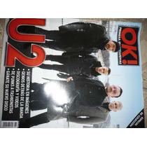 U2 Revista Especial Ok! Madonna Beatles Varias Revistas
