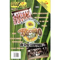 Album De Guitarra Fácil No.313 El Recodo De Cruz Lizárraga
