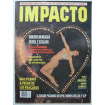 1983 Olga Breeskin Sexy En Bikini En Portada Revista Impacto