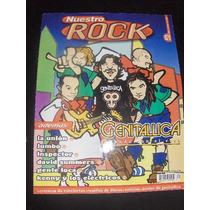 Genitallica Summers Revista Nuestro Rock #80 De Coleccion!!